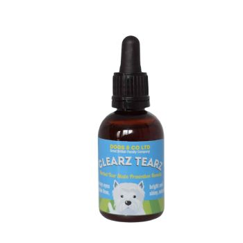 Clearz Tearz Tear Stain Remover for Dogs